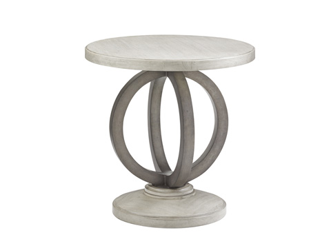 Image of Hewlett Round Side Table