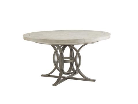 Lexington Home Brands - Calerton Round Dining Table - 714-875C