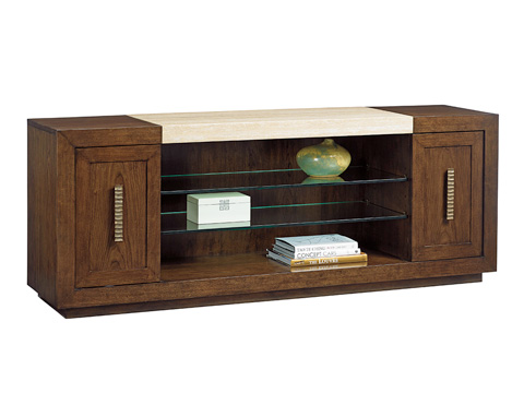 Lexington Home Brands - Malibu Vista Media Console - 721-907