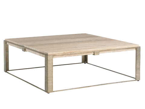 Lexington Home Brands - Stone Canyon Cocktail Table - 721-943