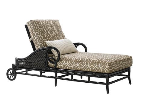 Lexington Home Brands - Outdoor Chaise Lounge - 3237-75