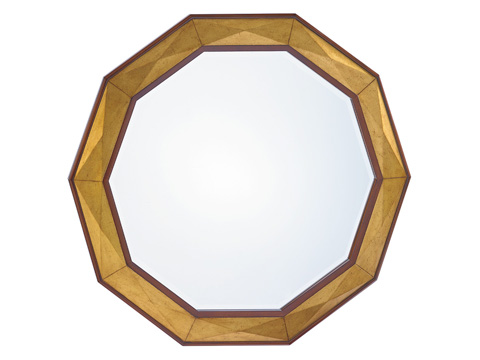 Image of Savoy Round Mirror