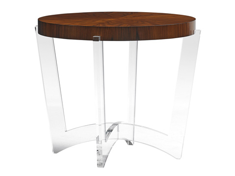 Image of Hudson Round End Table