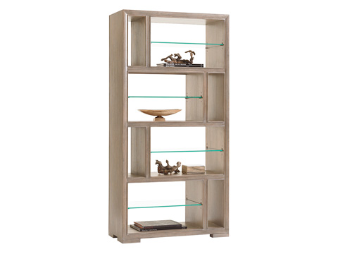 Image of Windsor Open Bookcase