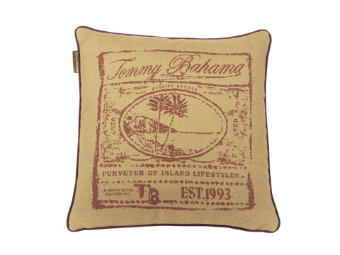 Image of Burgundy Throw Pillow