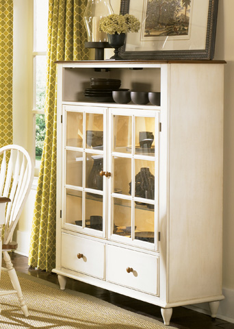 Image of Dining Curio Display Cabinet