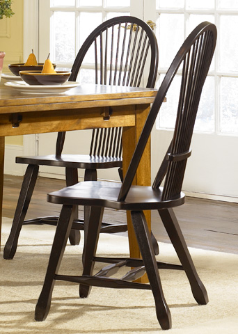 Liberty Furniture - Sheaf Back Dining Side Chair - 17-C4032