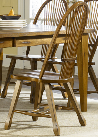 Image of Sheaf Back Side Chair