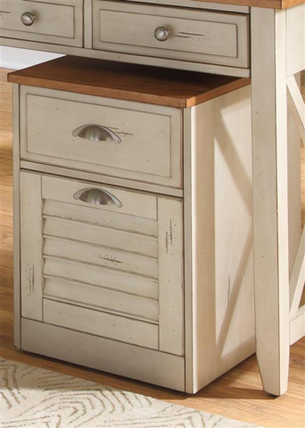 Image of Mobile File Cabinet