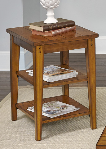 Liberty Furniture - Tiered Table - 110-OT1022