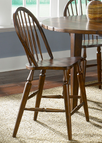 Liberty Furniture - Windsor Back Barstool - 121-B100024