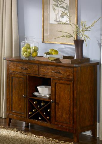 Liberty Furniture - Server - 121-SR5238