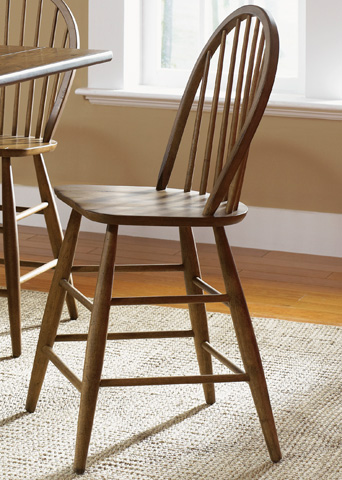 Image of Windsor Back Counter Chair