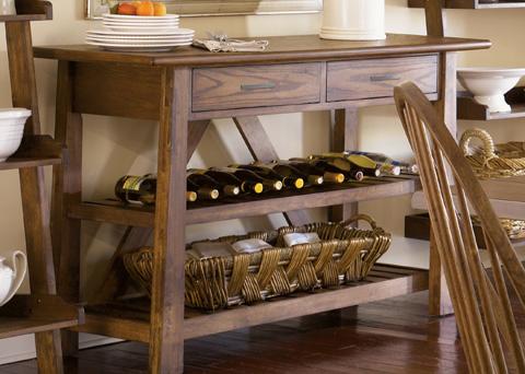 Liberty Furniture - Server - 139-SR5536