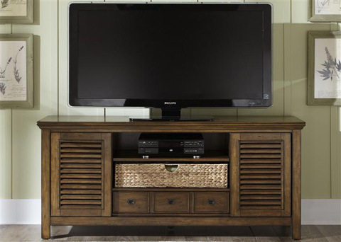 Liberty Furniture - Entertainment TV Stand - 342-TV68