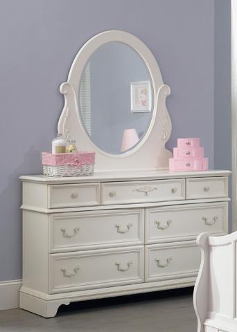 Liberty Furniture - Seven Drawer Dresser - 352-BR30