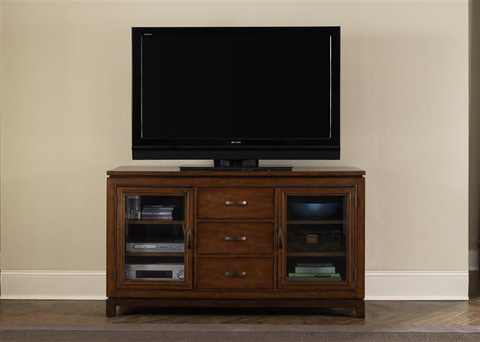 Liberty Furniture - Entertainment TV Stand - 373-TV00