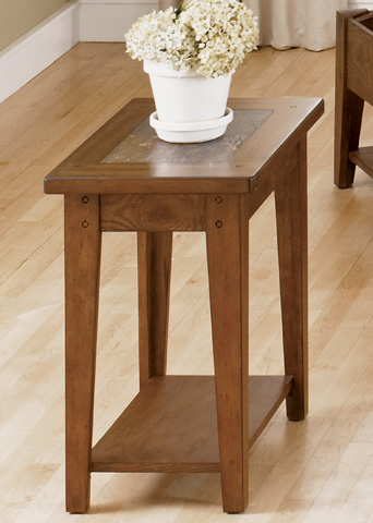 Liberty Furniture - Chair Side Table - 382-OT1021