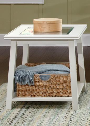 Liberty Furniture - End Table - 442-OT1020