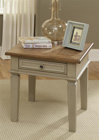 Liberty Furniture - End Table - 541-OT1020
