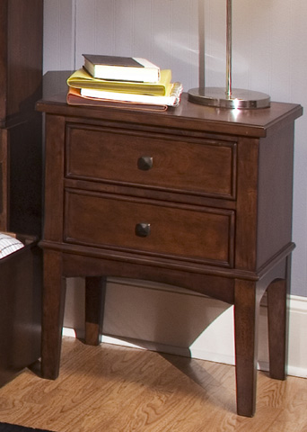 Liberty Furniture - Nightstand - 628-BR60