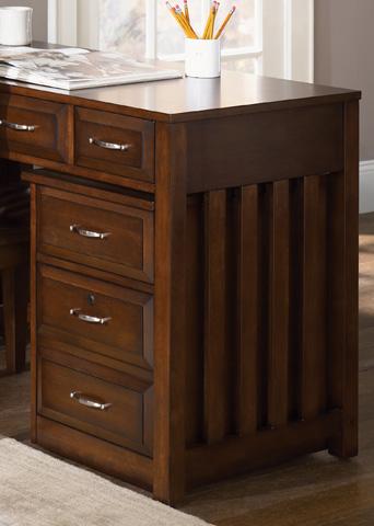Liberty Furniture - Mobile File Cabinet - 718-HO146