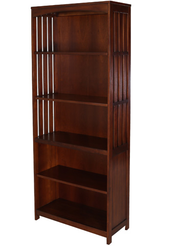 Liberty Furniture - Open Bookcase - 718-HO201