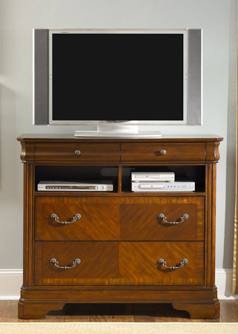 Liberty Furniture - Media Chest - 722-BR45