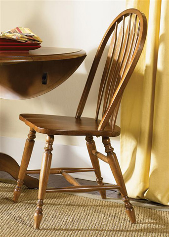 Liberty Furniture - Windsor Back Side Chair - 76-C1000S