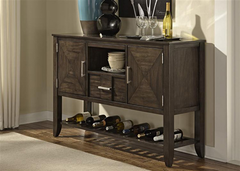 Liberty Furniture - Server - 885-SR5638