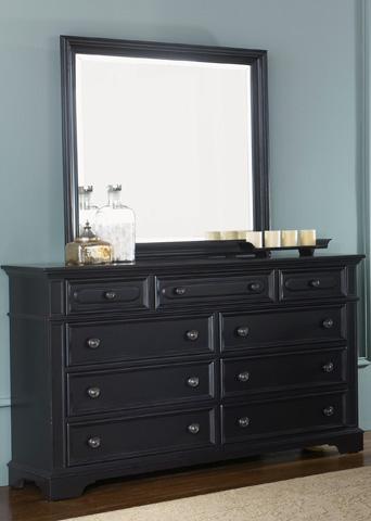 Liberty Furniture - Nine Drawer Dresser - 917-BR31