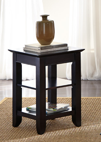Liberty Furniture - Chair Side Table - 955-OT1022