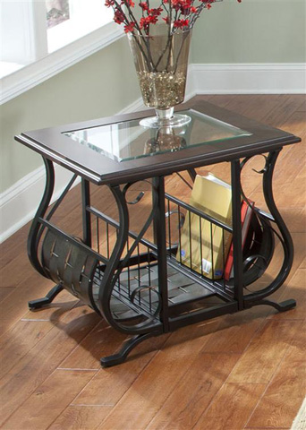 Liberty Furniture - End Table - 103-OT1020