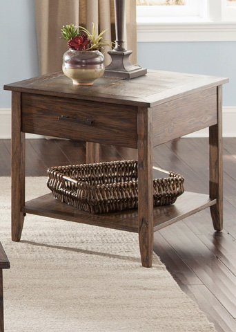 Liberty Furniture - End Table - 107-OT1020