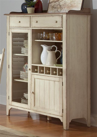 Liberty Furniture - Display Cabinet - 157-CH4863