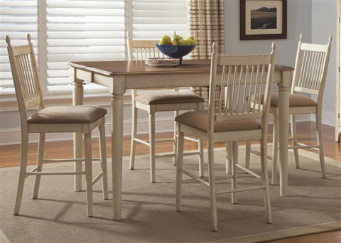 Liberty Furniture - Gathering Dining Table - 157-GT5454