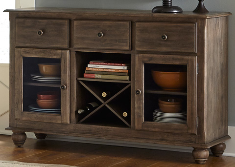 Liberty Furniture - Server - 163-SR5436