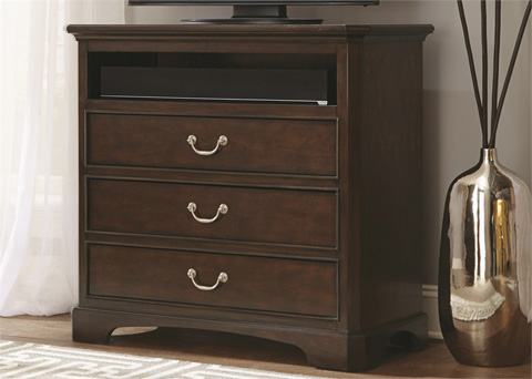 Liberty Furniture - Media Chest - 172-BR45