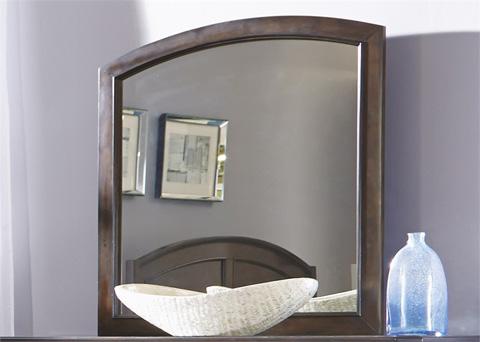Liberty Furniture - Landscape Mirror - 172-BR51