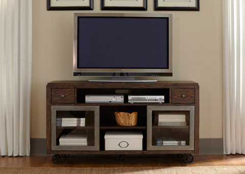 Liberty Furniture - TV Console - 197-TV60