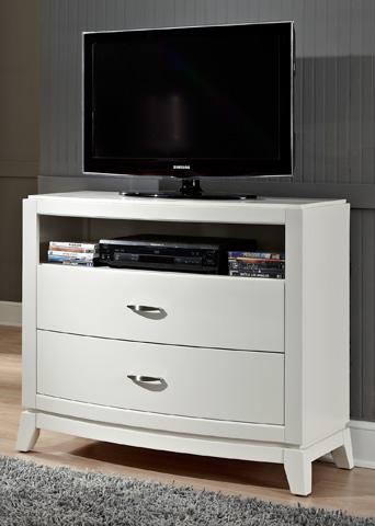 Liberty Furniture - Media Chest - 205-BR49