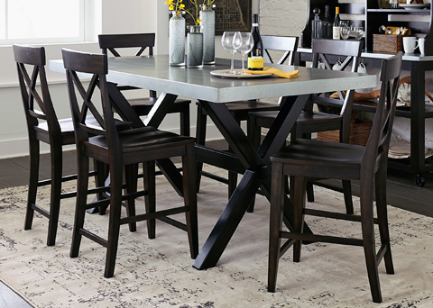 Liberty Furniture - Gathering Dining Table - 219-GT3876