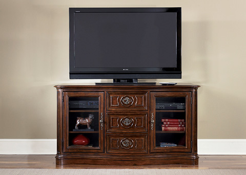 Liberty Furniture - Entertainment TV Stand - 259-TV62