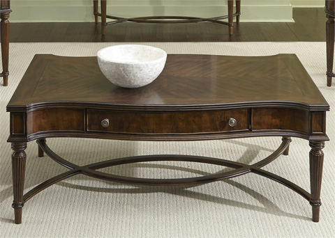 Liberty Furniture - Cocktail Table - 270-OT1010