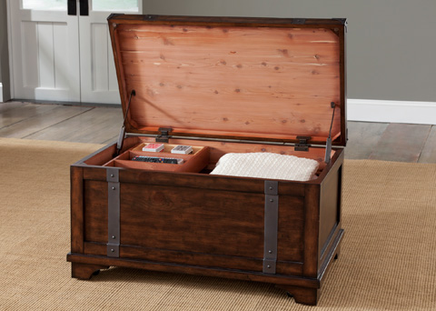 Liberty Furniture - Storage Trunk - 316-OT1010
