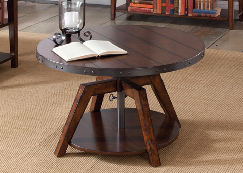 Liberty Furniture - Motion Cocktail Table - 316-OT1011