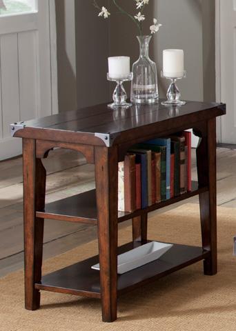 Liberty Furniture - Chairside Table - 316-OT1021