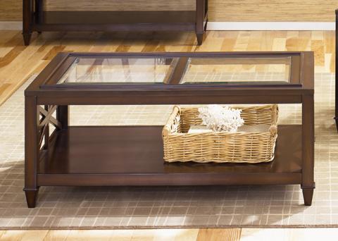 Liberty Furniture - Rectangular Cocktail Table - 318-OT1010