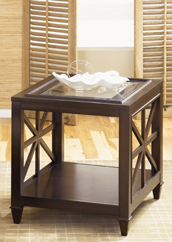 Liberty Furniture - End Table - 318-OT1020