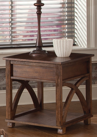 Liberty Furniture - End Table - 335-OT1020